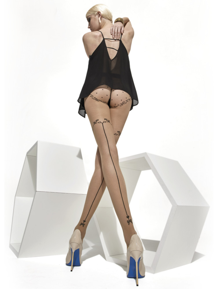 Trasparenze Bucaneve Seamed Tights