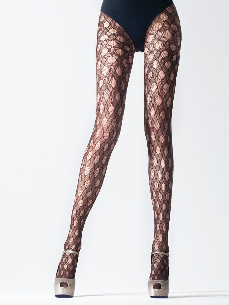 dbf75e460 Cecilia De Rafael Anders Net Tights - Hosiery Outlet