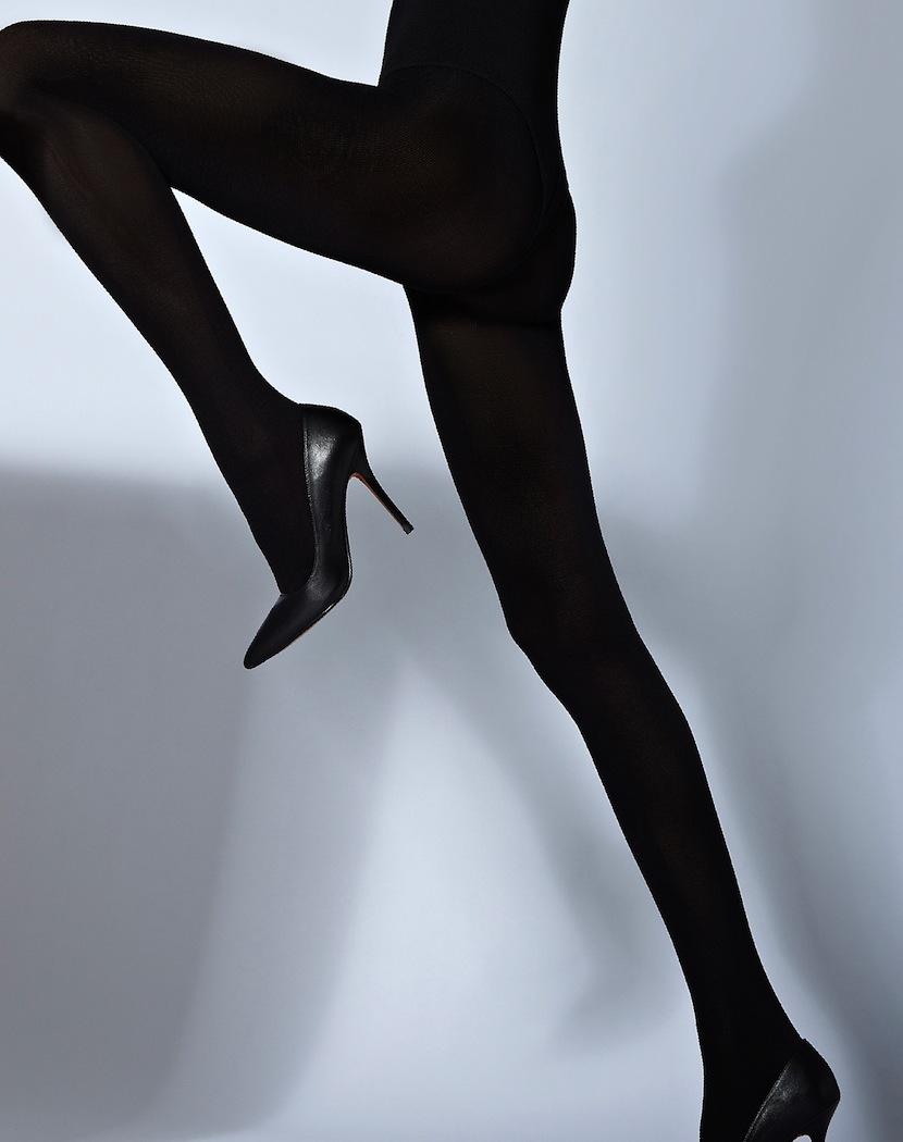 Cecilia-de-Rafael-Jumbo-200-Denier-Tights-Thick-Opaque-Pantyhose
