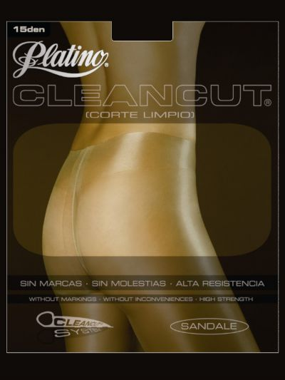 Platino 15 Cleancut Shiny Tights