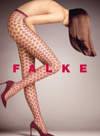 Falke Blackout Fishnet Tights