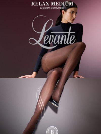 Levante Control Top and Medium Leg Support Tights