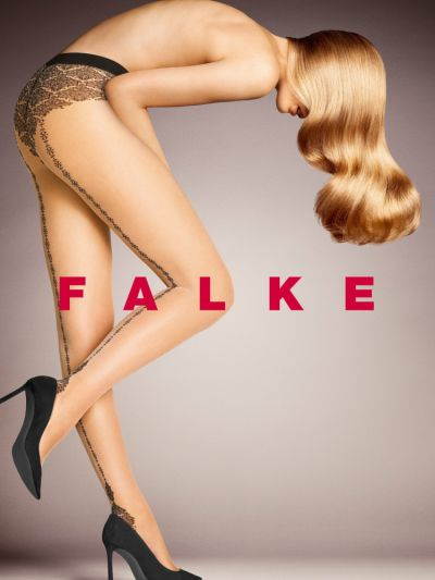 Falke Tapis Seamed Tights
