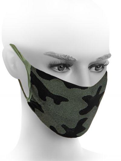 Fiore Moro Camouflage Hygiene Mask