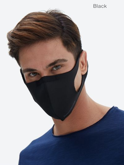Blackspade 3D Spacer Mens Face Masks