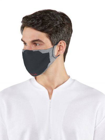 Falke 2 Pair Pack Mens Face Mask