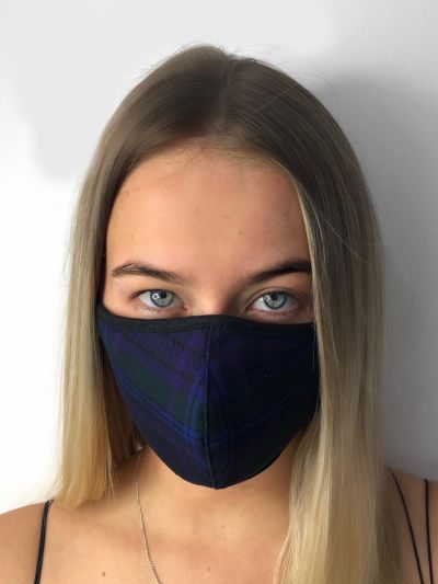 Slanj Spirit of Scotland Face Mask