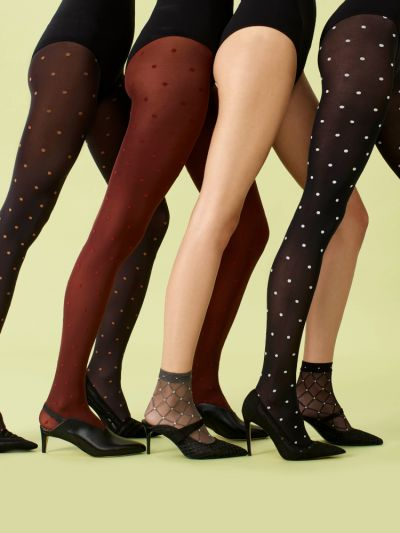 Oroblu Colour Dot Tights
