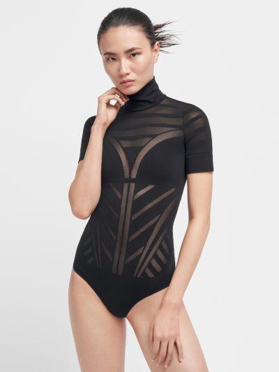 Wolford Logan String Bodysuit