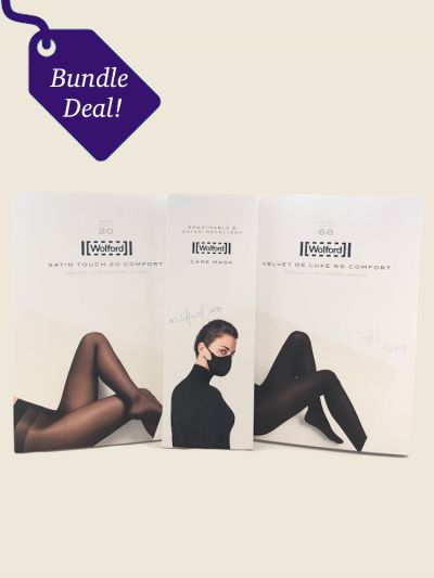 Luxurious Wolford Christmas Gift Set