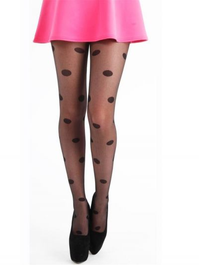 Pamela Mann Big Spot Tights