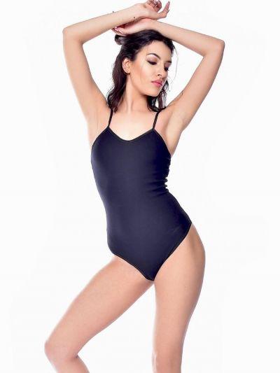 Pamela Mann Spaghetti Strap Bodysuit