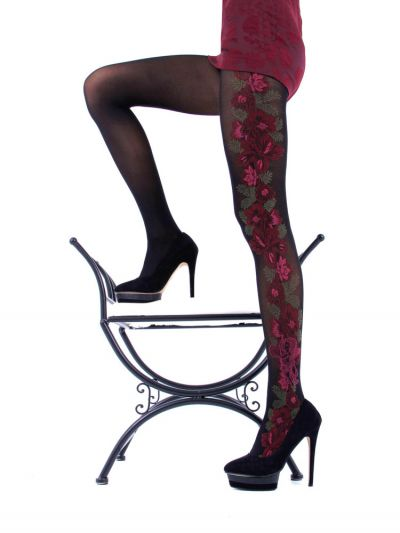 Cecilia de Rafael Toile Jouy Tights