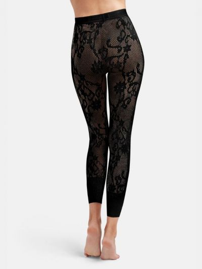 Wolford Kassandra Capri Footless Tights