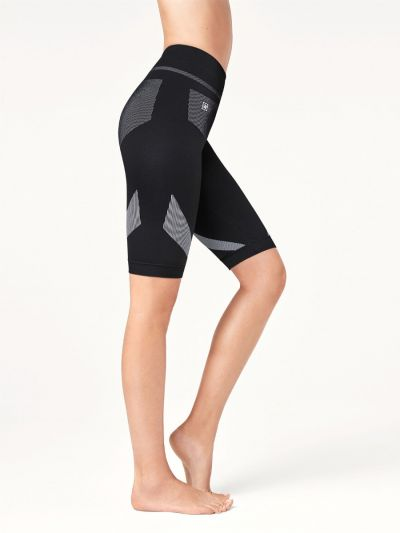 Wolford True Biker Shorts
