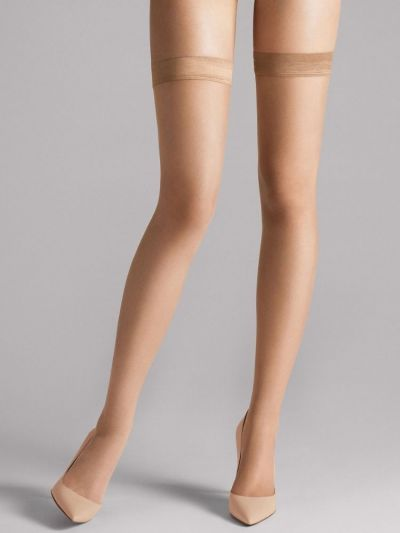 Wolford Naked 8 Stay Ups