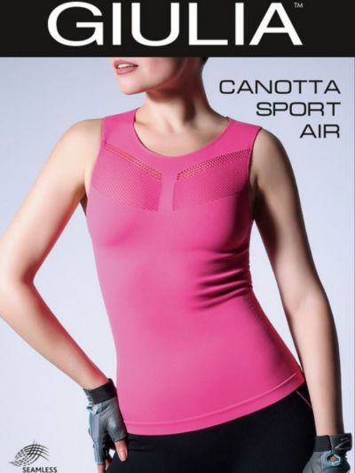 Giulia Canotta Sport Air Top