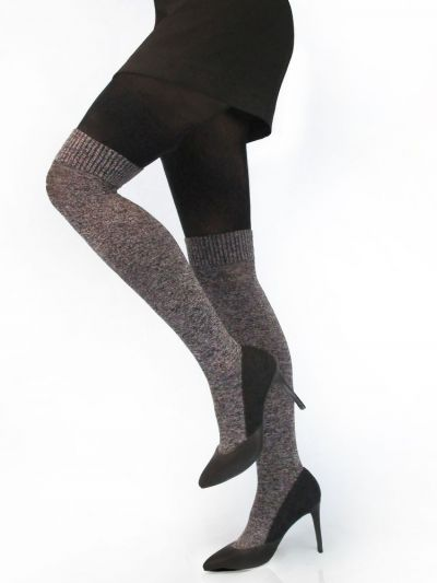 Cecilia de Rafael Alix Over The Knee Tights