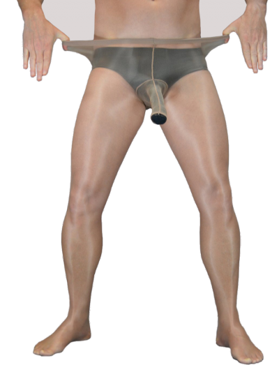 Pearl and Poseidon Men's Open Sheath Zeus Tights available at the tight spot