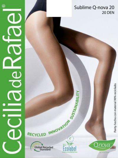 Cecilia de Rafael Sublime Recycled Sheer Shine Tights