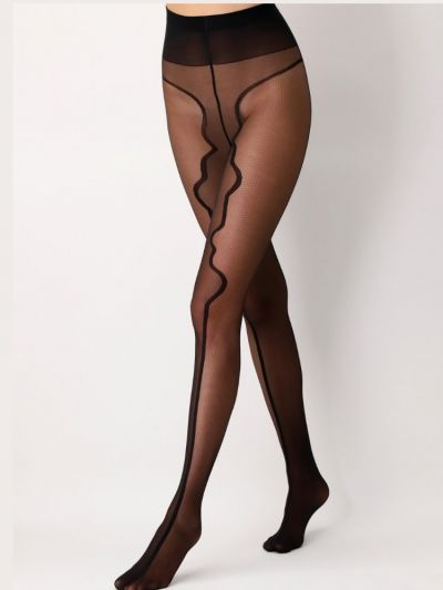 Oroblu Optical Illusion Patterned Tights