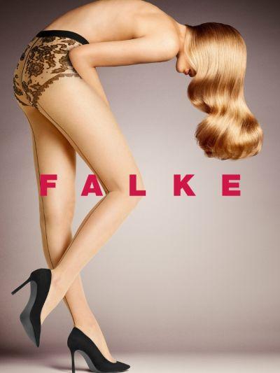 Falke Sheer Back Seamed Tights