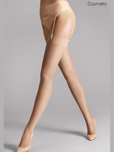 Wolford hosiery matte cosmetic stockings