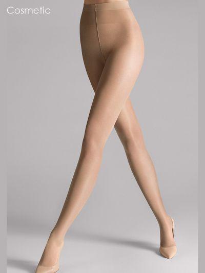 Semi sheer cosmetic wolford pantyhose