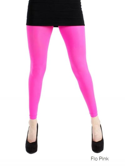 Pamela Mann 50 Denier Neon Footless Tights