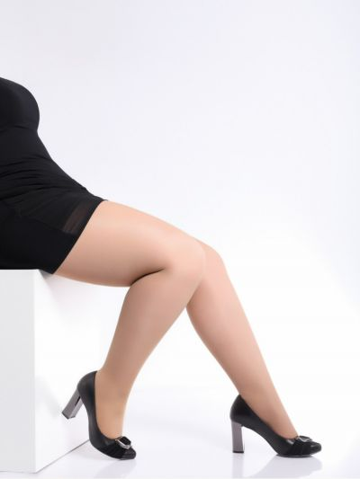 Giulia Molly 40 Plus Size Tights up to 4XL