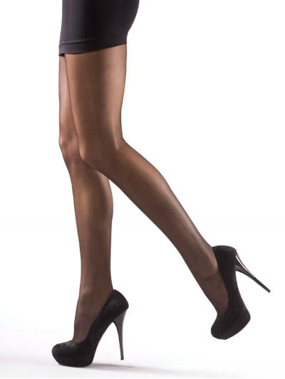 Silky Sheer Firm Leg Compression Support Tights up to XL