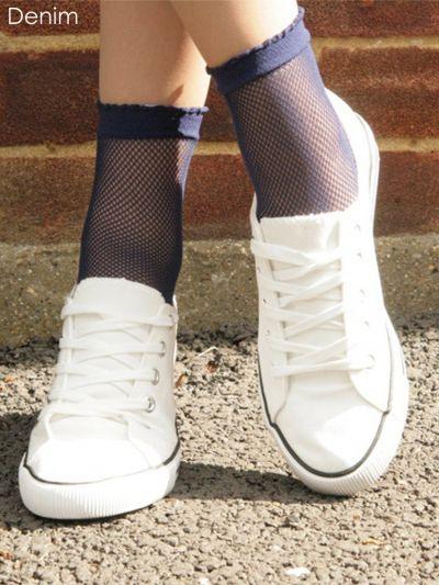 Gipsy-Fishnet-Ankle-Socks-Denim