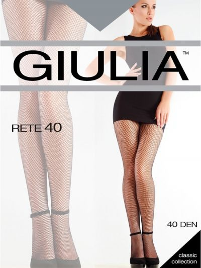 Giulia Rete Fishnet Tights - Hosiery Outlet