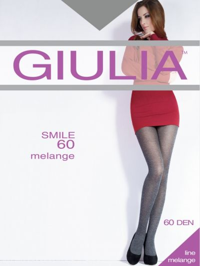 Giulia Smile Melange Tights - Hosiery Outlet