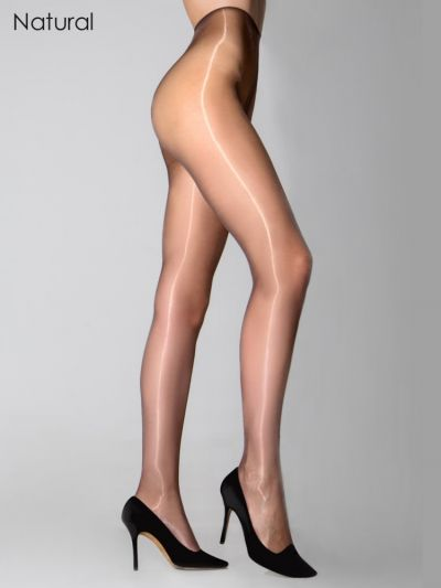 Cecilia de Rafael Eterno Super Lucido Shiny Tights