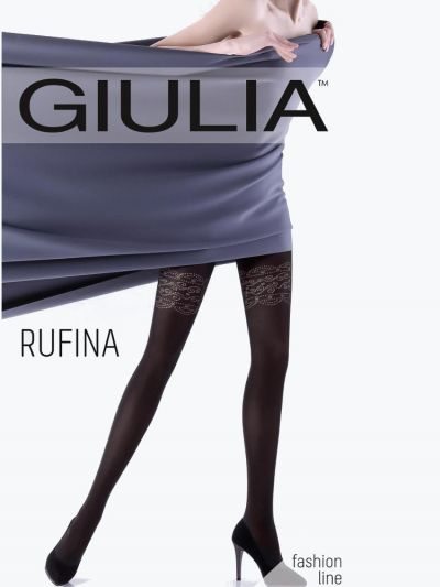 Opaque Tights Giulia Rufina Model 10