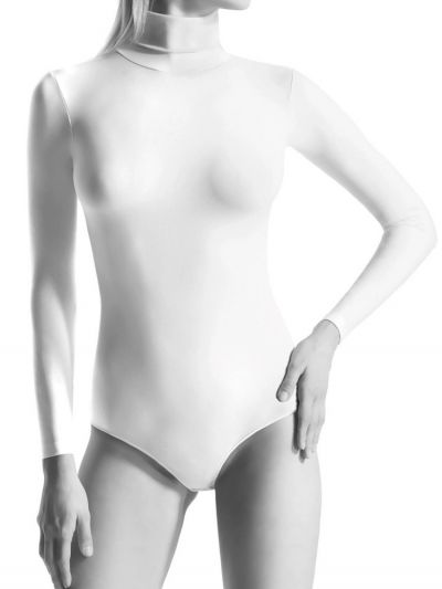 Oroblu Dolce Vita Turtle Neck Bodysuit