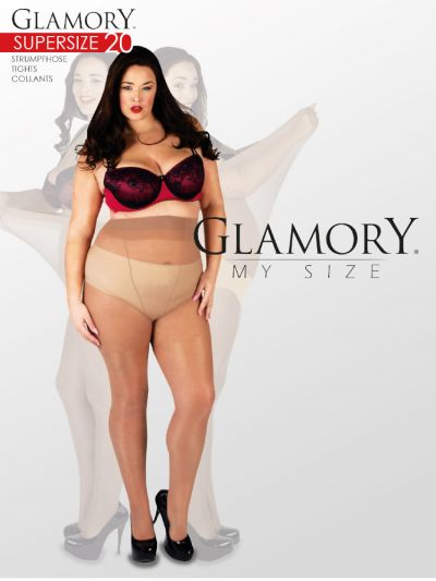 Glamory Supersize 20 Tights Pack Image