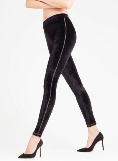 Falke Luxury Velvet Leggings Pack Image