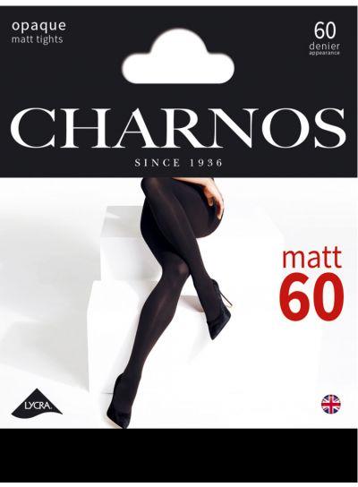 Charnos-NEW-60-Denier-Opaque-Tights-Black