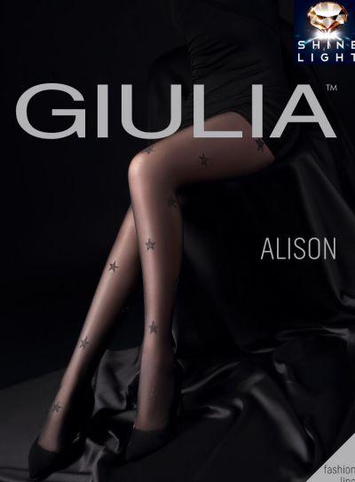 Giulia Alison Star Pattern Tights