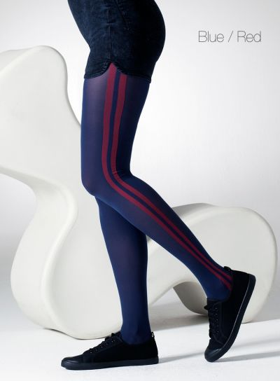 Gipsy Athletic Double Stripe Tights