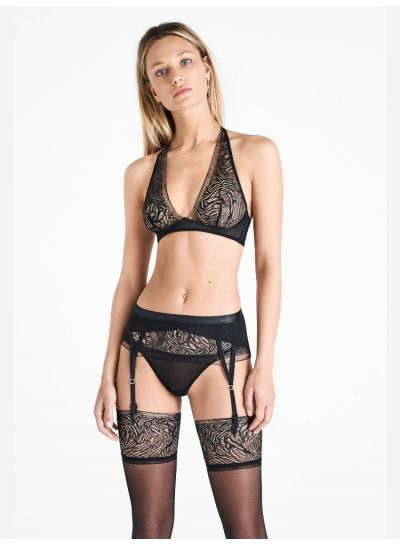 Wolford True Blossom Stocking Belt