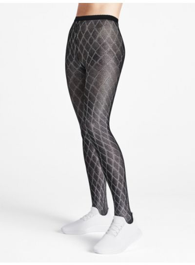Wolford Crystal Blaze Glitter Tights