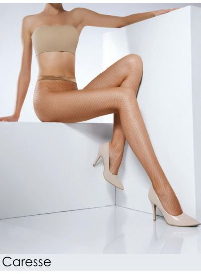 Pierre Mantoux Nassa Fishnet Tights