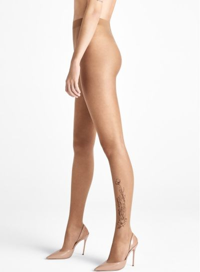 Wolford Ink Carin Tattoo Tights