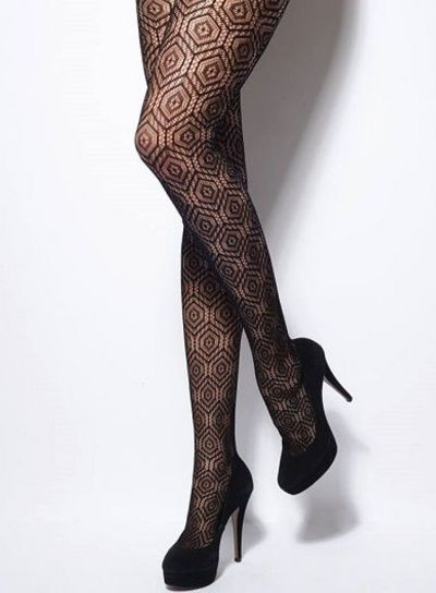 Charnos Geo Shine Tights