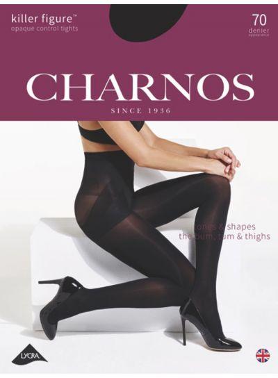 Charnos Killer Figure Opaque Control Tights