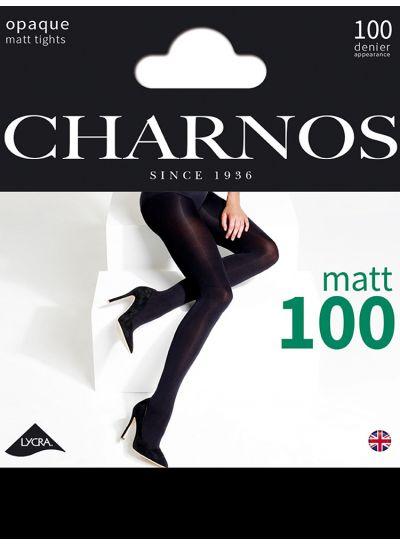 Charnos NEW 100 Denier Opaque Tights