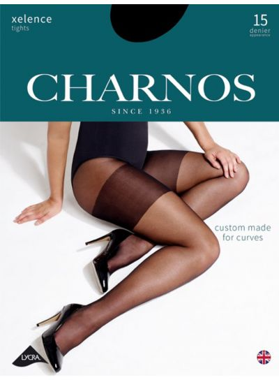 Charnos Xelence 15 Denier Plus Size Tights